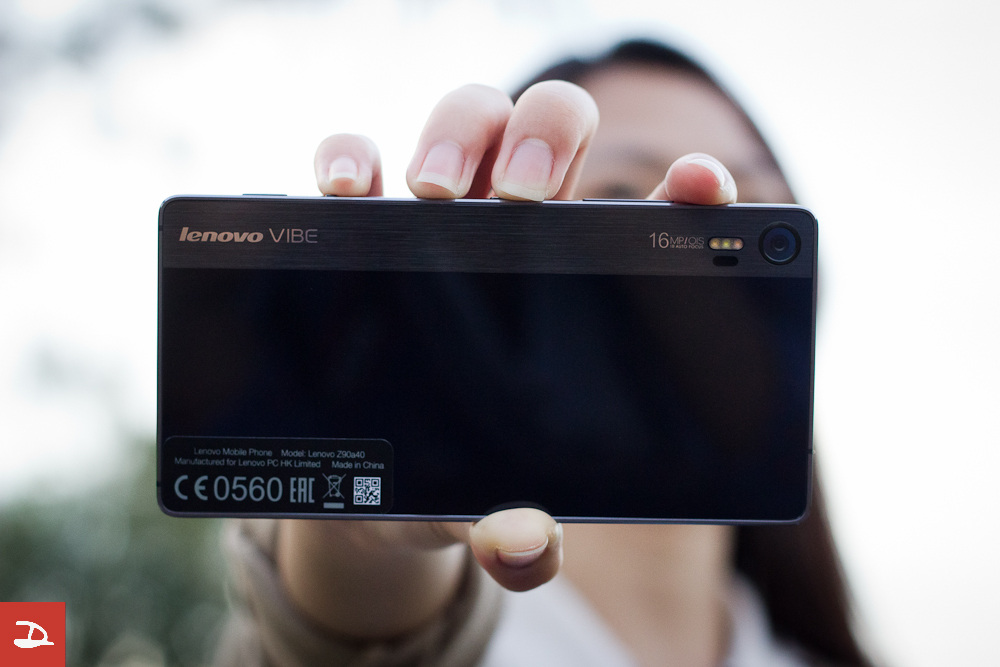 Review : ริวิว Lenovo VIBE Shot สมาร์ทโฟนจัดเต็มฟีเจอร์กล้อง