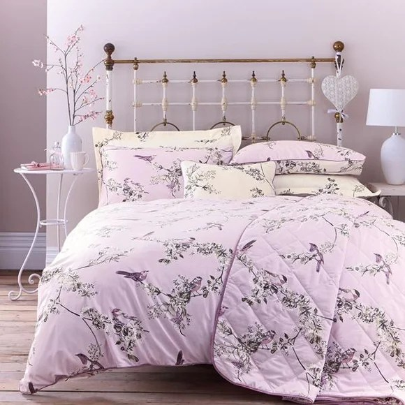 Image result for Beautiful Birds Heather Bed Linen Collection