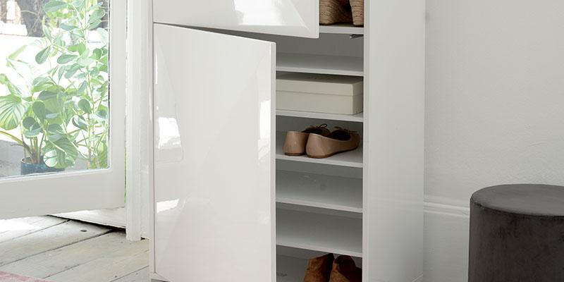 shoe storage modern styles and