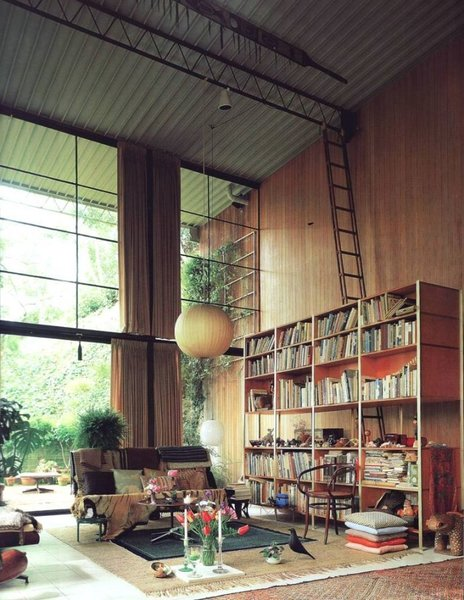 Photo 1 Of 6 In Design Classic Eames House Bird Dwell