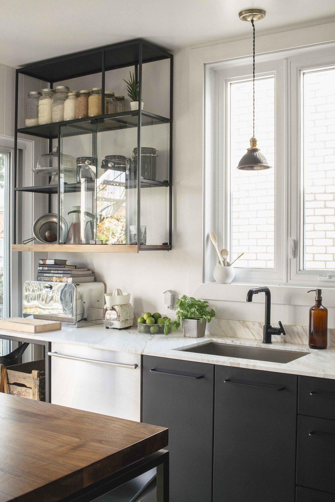 Ikea Kitchen Open Cabinet Home Decor