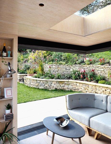 modern living room ceramic tile floors