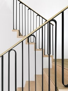 Best 60 Modern Staircase Metal Railing Design Photos And Ideas | Brass Handrails For Stairs | Aluminum | Classic | Medallion | Cantilevered Spiral Stair | Wrought Iron Railing