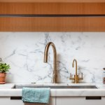 Photo 1 Of 108 In Kitchen White Marble Photos From An Updated Historic Loft In Manhattan Is Listed For 4 5m Dwell