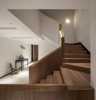 Best 60 Modern Staircase Design Photos And Ideas Dwell | Concrete Ladder Design For Home | Low Budget | Beautiful | Construction | Small Space | Simple