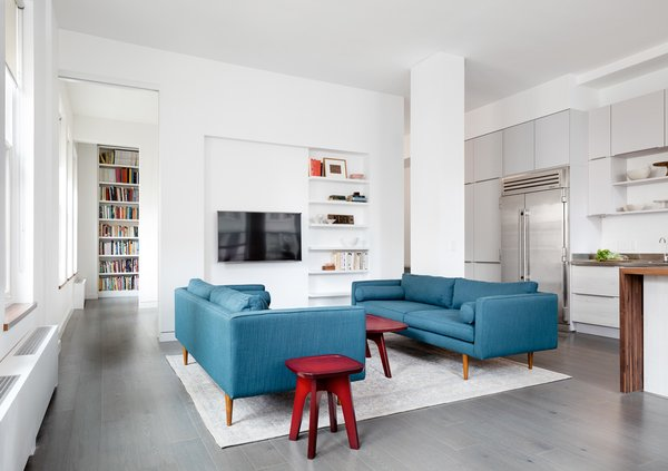 5th Avenue Apartment Modern Home In New York, New York By