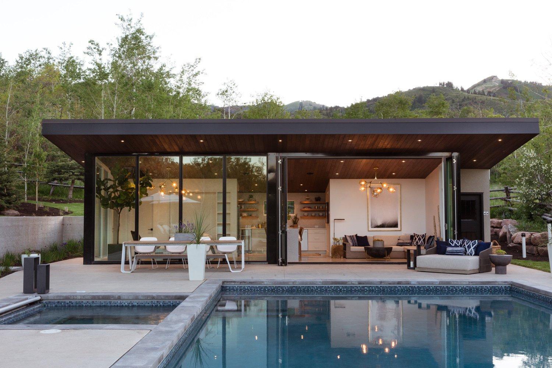 Modern Pool Design: Ideas For Modern Homes & Living