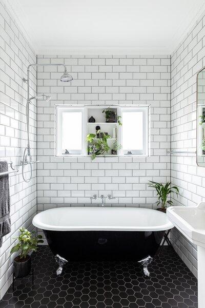 porcelain tile floors