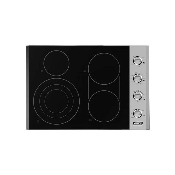 "Viking Professional Series 30"" Smoothtop Electric Cooktop"
