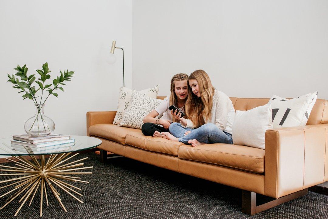 10 room board sofas bloggers love dwell