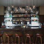 Modern Restaurant Lighting At Adorns Creekside Hotel And Bar Dwell