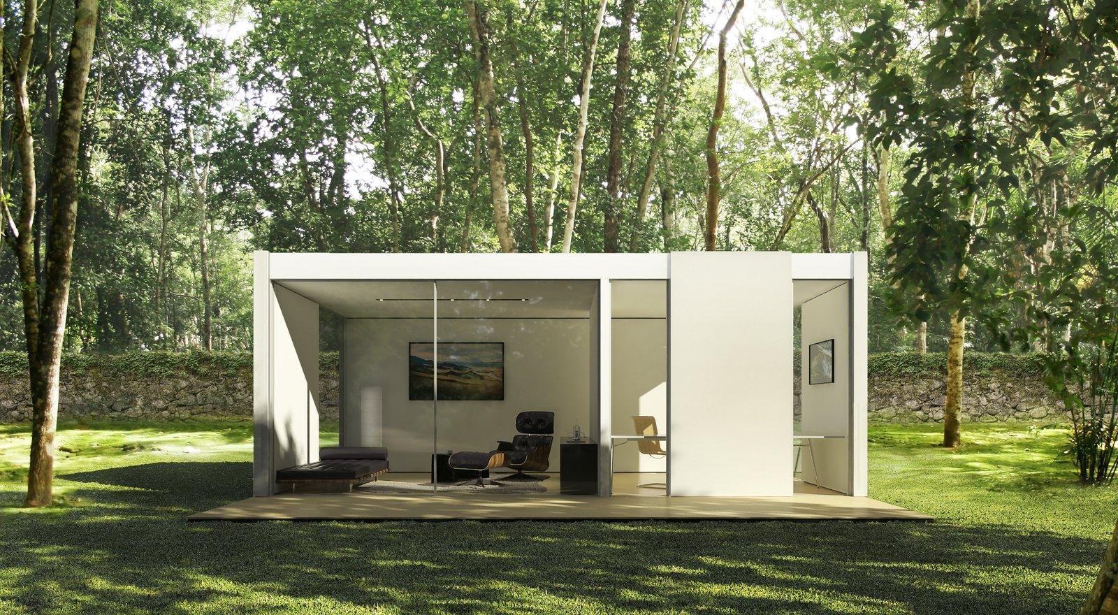 Modular Prefab Homes By Los Angeles Based Cover Dwell