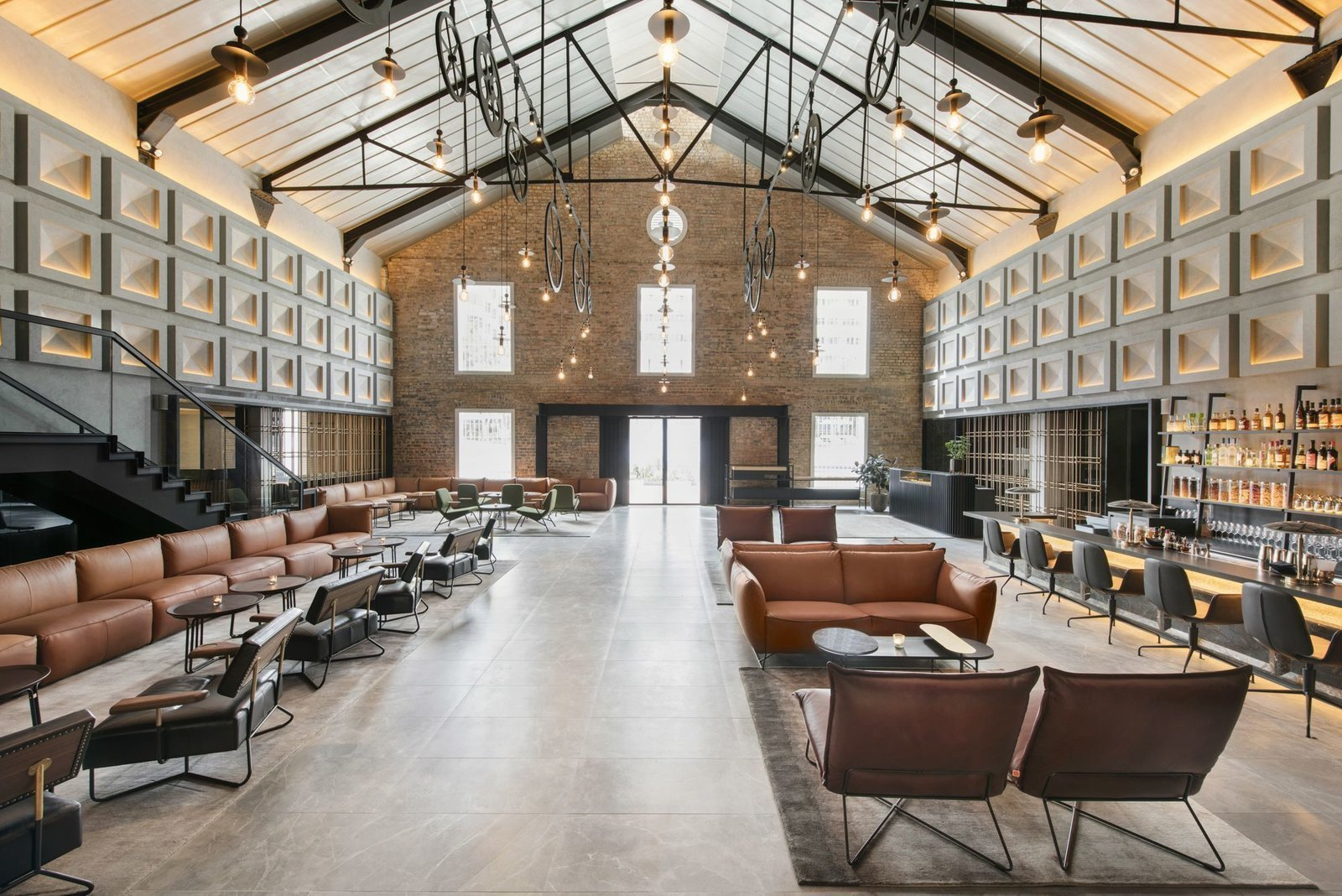 7 Warehouse Conversions Turning Industrial Buildings Into