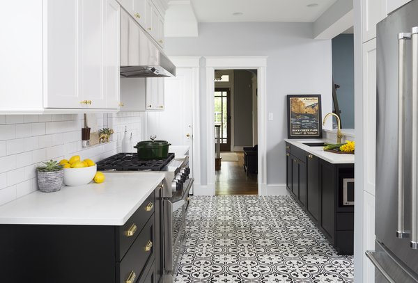 Before Amp After Two Masterful Kitchen Renovations By Case