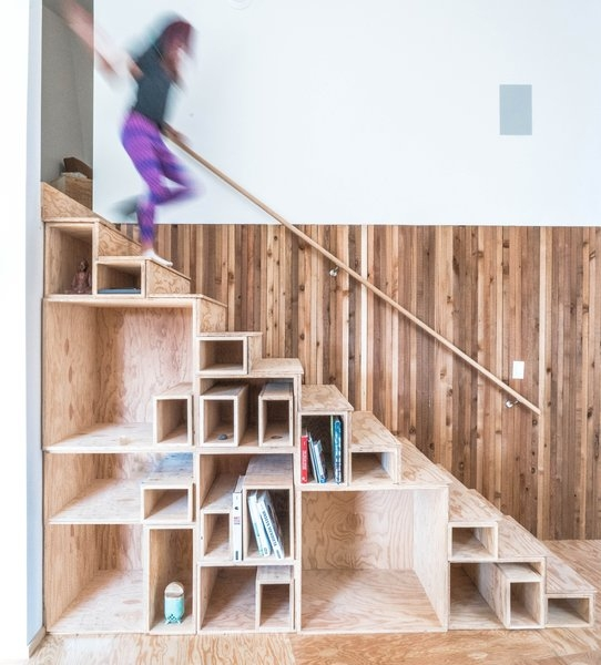 Best Modern Storage Wood Railing Under Stairs Storage Type Design   Modern Under Stairs Storage   Storage Underneath   Bed   External   Concealed   Loft