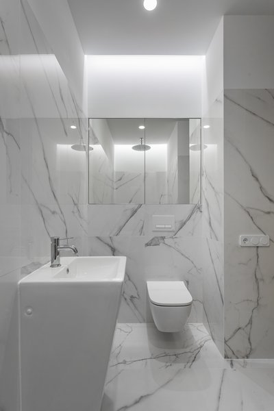 Best 8 Modern Bathroom Tile Counters Freestanding Tubs Design Photos Dwell