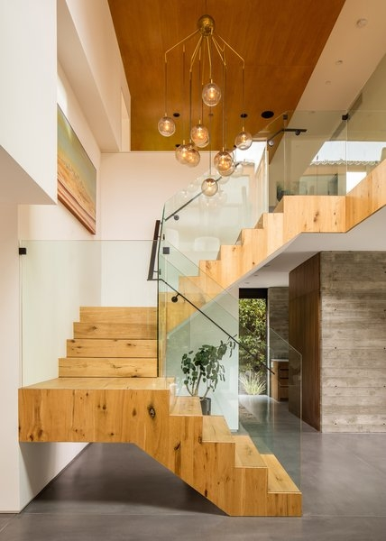 Best 60 Modern Staircase Glass Railing Design Photos And Ideas | Staircase Side Railing Designs | Stair Pattern | Simple | Residential | Italian | Entrance