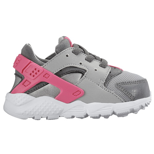 Pink Toddler Shoes Nike Grey