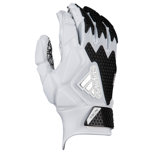 Adidas Freak 30 Football Gloves Mens Football Sport Equipment WhiteBlack