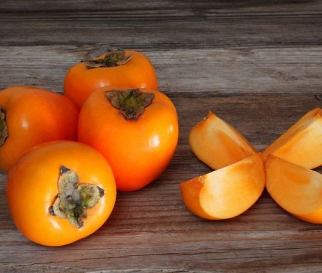 Kakifrucht Schmaus