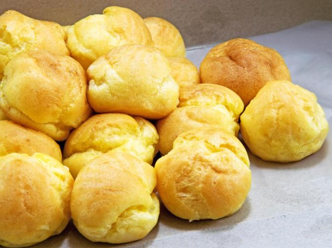 Cream Puff Shells Recipe and Nutrition - Eat This Much