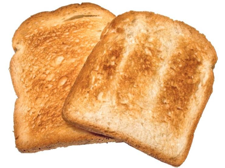 Whole Wheat Toast Recipe and Nutrition - Eat This Much