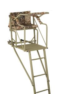Single Shot Ladder Stand