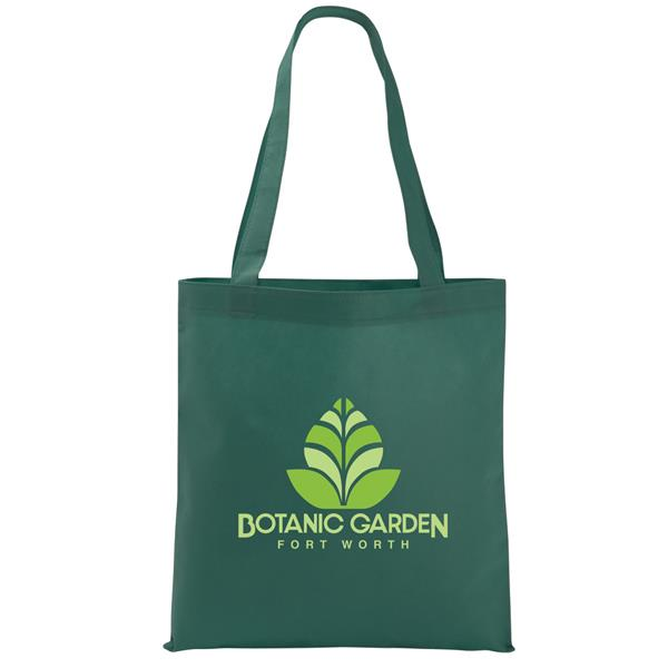 Poly Pro Flat Promotional Tote Bag