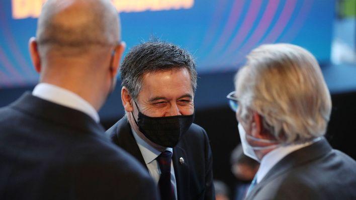 Bartomeu. (Reuters)