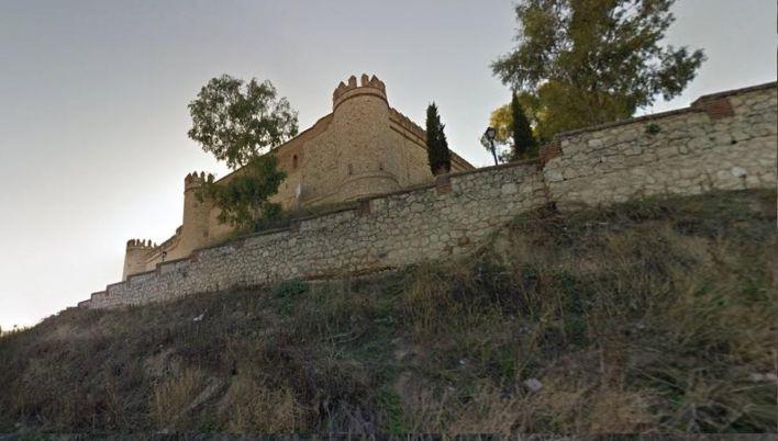 El Castillo de Maqueda. (Cedida)