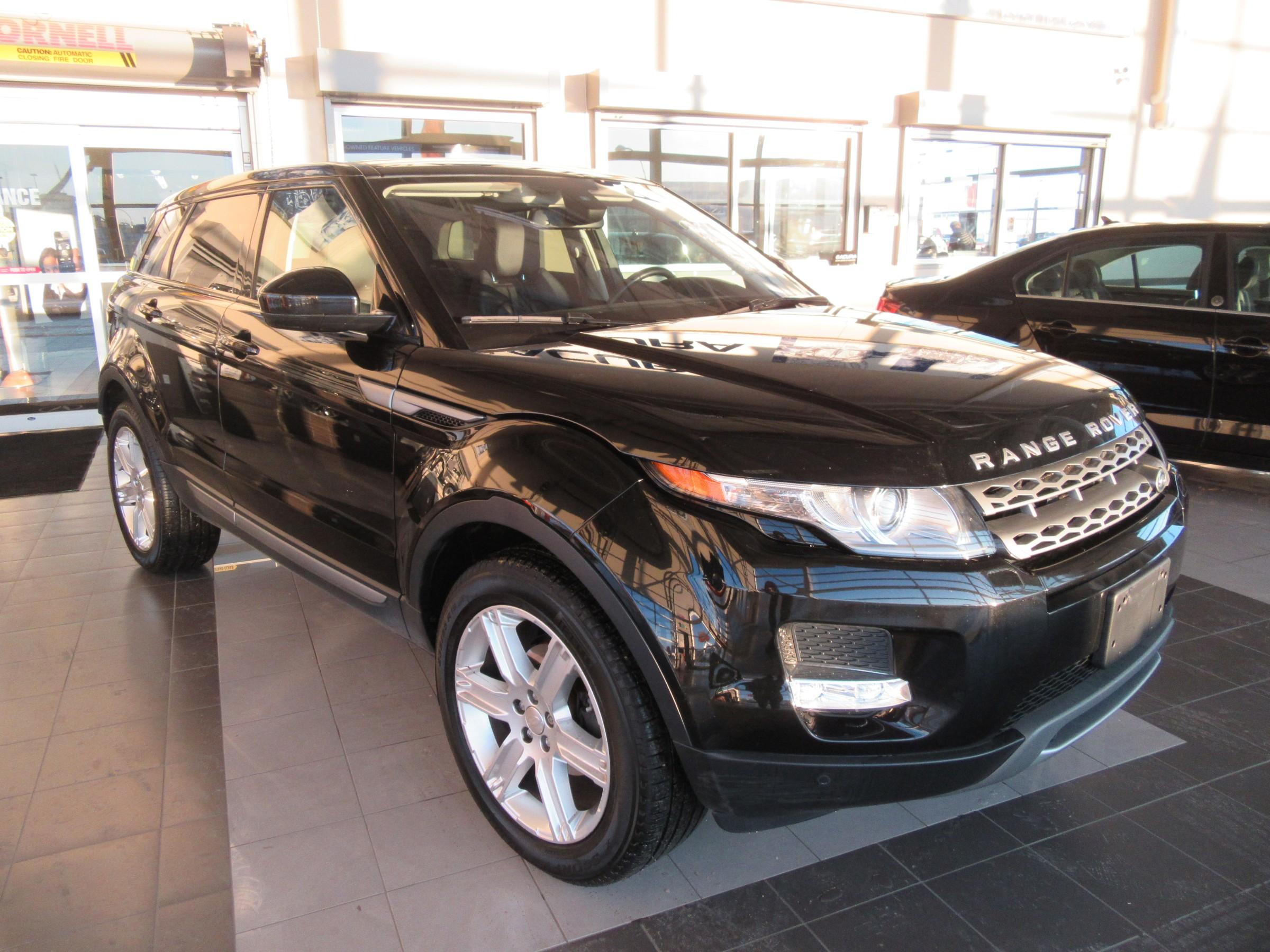 Used Land Rover Range Rover Evoque For Sale Saskatoon SK CarGurus