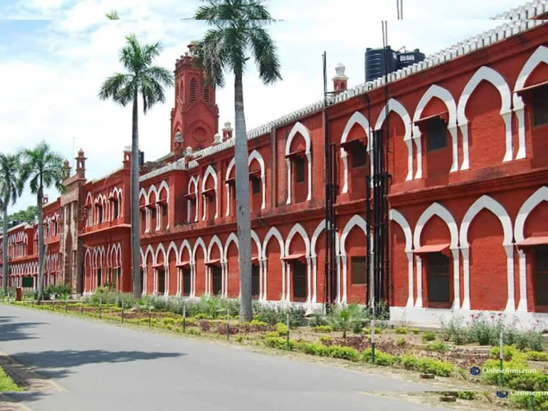 Students protest after AMU raises fees by upto 54 percent for foreign  students for all courses- Edexlive