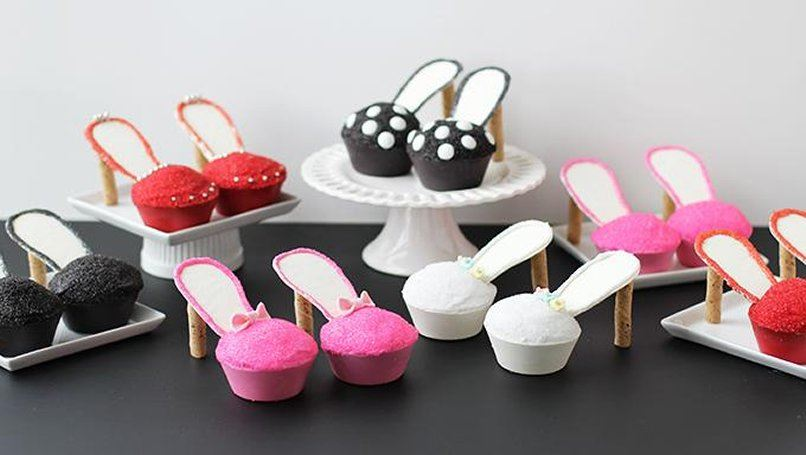 Stiletto Cupcakes Recipe