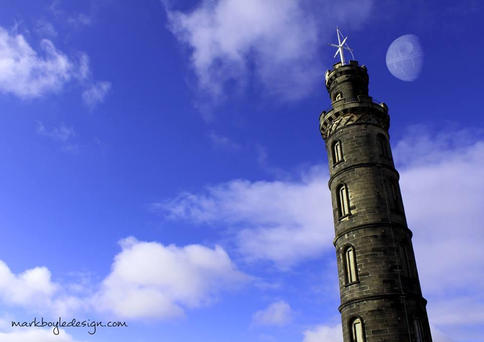Star Wars in Edinburgh 12