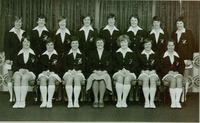 Photo: New Zealand Women's Cricket Team 1978; Standish & Preece, Photographers; 1978; 98/81