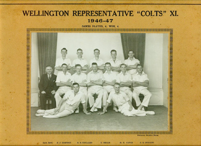 Photo: Wellington Representative
