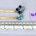 Lace bobbins; 1800-1900; 446/4-19