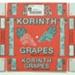 Korinth Grapes; Maker unknown; 34.62576