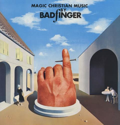 Badfinger Magic Christian Music 2-LP vinyl record set (Double Album) UK BDF2LMA86468