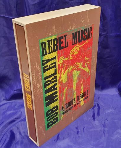 Bob Marley Rebel Music: Bob Marley & Roots Reggae - Regular Edition book UK BMLBKRE386285
