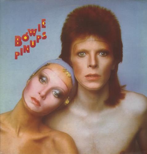 David Bowie Pin Ups - EX vinyl LP album (LP record) UK BOWLPPI280218