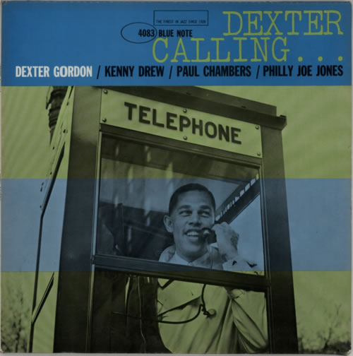 Dexter Gordon Dexter Calling - New York USA vinyl LP album (LP record) US DD9LPDE591048