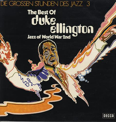 Duke Ellington The Best Of Duke Ellington vinyl LP album (LP record) German DA3LPTH332336