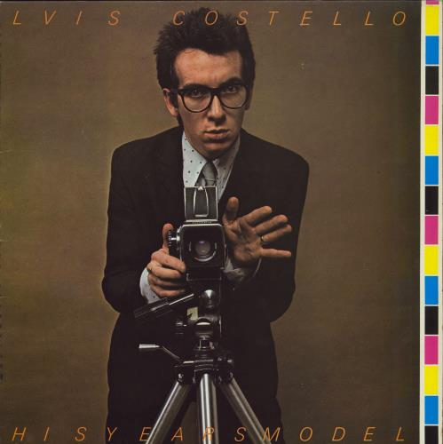 Elvis Costello This Year's Model - EX vinyl LP album (LP record) UK COSLPTH89377