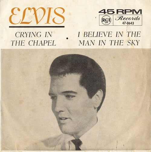 Image result for Elvis presley crying the chapel