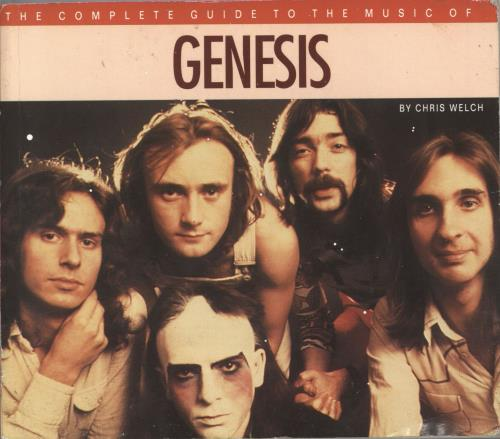 Genesis The Complete Guide To book UK GENBKTH110849