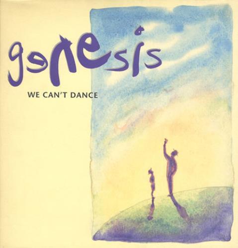 Genesis We Can't Dance 2-LP vinyl record set (Double Album) UK GEN2LWE307989