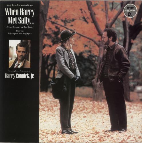 Harry Connick, Jr. When Harry Met Sally... vinyl LP album (LP record) UK HCJLPWH640328