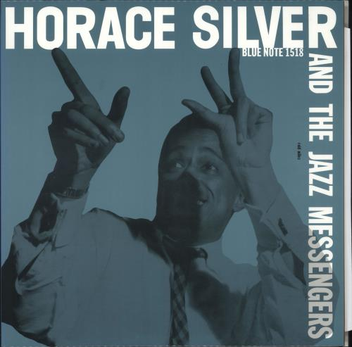 Horace Silver Horace Silver & The Jazz Messengers - 45RPM 180 Gram 2-LP vinyl record set (Double Album) US HAO2LHO728381