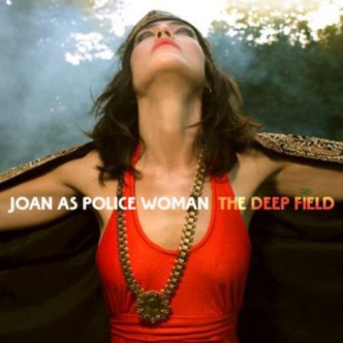 Joan As Police Woman The Deep Field 2-LP vinyl record set (Double Album) UK J0A2LTH528291